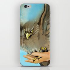 Eagle's Wings iPhone & iPod Skin