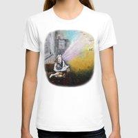 imagination T-shirts featuring IMAGINATION by Vargamari