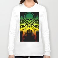 punk rock Long Sleeve T-shirts featuring punk rock  by jhun21