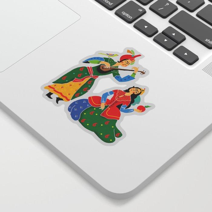 Nowruz /Persian New Year Sticker