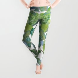 Fiddle Leaf Fig Tree Leggings