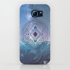 Sacred Geometry Universe 7 Galaxy S7 Slim Case
