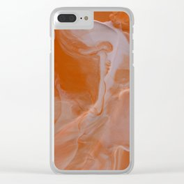 In too deep Clear iPhone Case