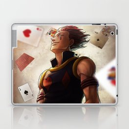 Hisoka (cards) Artwork Laptop & iPad Skin