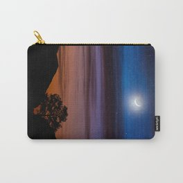 Big Bend Moon Carry-All Pouch