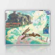 Run Bertie Laptop & iPad Skin