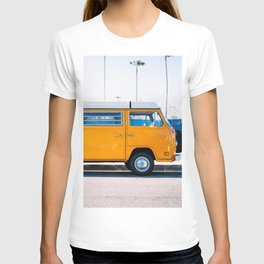 Combi yellow T-shirt