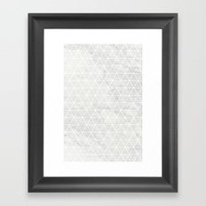 TriangUlina Framed Art Print