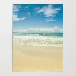 Kapalua Beach Honokahua Maui Hawaii Poster