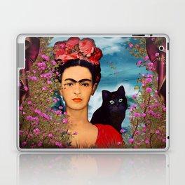 Frida Kahlo   c Laptop & iPad Skin