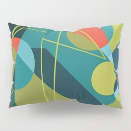 Morse Frequencies Pillow Sham