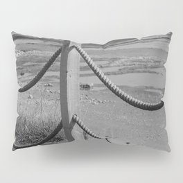 Ropes At Low Tide Pillow Sham