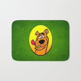 dog scooby Bath Mat