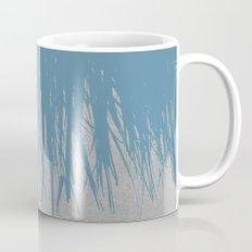 Concrete Fringe Blue Mug