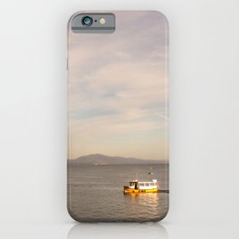 Lifeboat with You iPhone Case