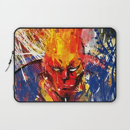 Red T Laptop Sleeve