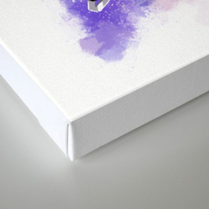 Stammi Vicinio - Duet Canvas Print
