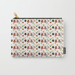 Woodland Critter Design (CUTE) Carry-All Pouch