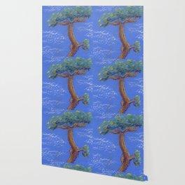 Another Blue Bonsai Wallpaper