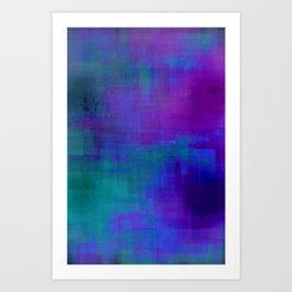 Blend#1 Art Print