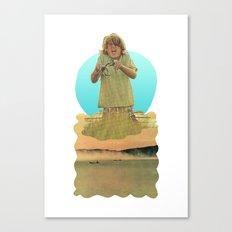 Crabby Boy Canvas Print