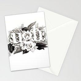 Ugh Floral Stationery Cards