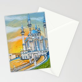 Kul Sharif Mosque Stationery Cards