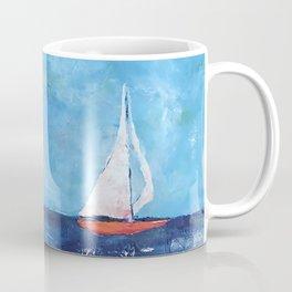 Nainy's Boat Coffee Mug