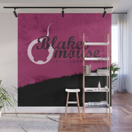 Blake's Mouse Wall Mural