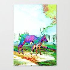 Imbue Canvas Print