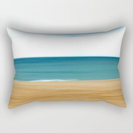 Beating the Winter Blues Rectangular Pillow