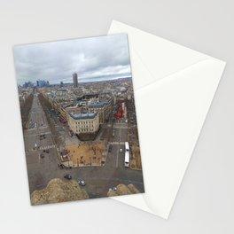 Paris. Triumphal Arch. Stationery Cards