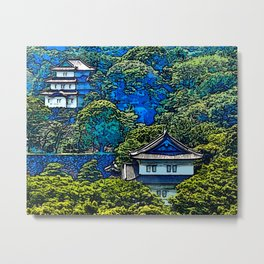 Imperial Palace Metal Print