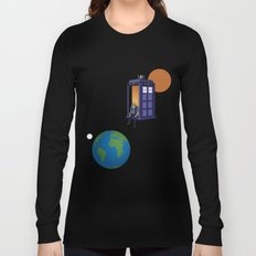 A WhoView Long Sleeve T-shirt