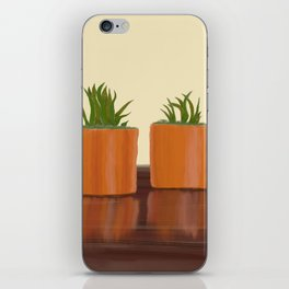 Succulents iPhone Skin
