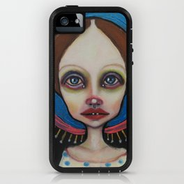 Little holy iPhone Case