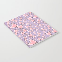 Love Is In The Air Notebook