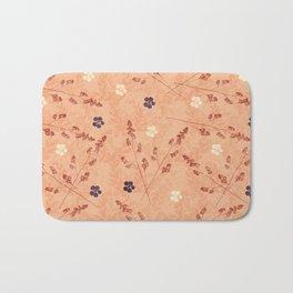 Floral Touch Bath Mat