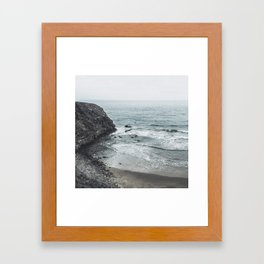 Coast 12 Framed Art Print