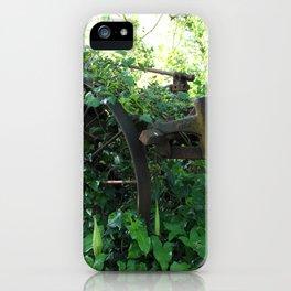 Rusty Relic. iPhone Case