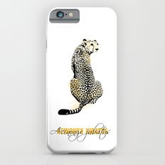 acinonyx jubatus Slim Case iPhone 6s