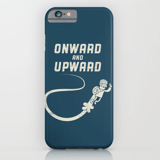 Onwards & Upwards! iPhone & iPod Case