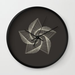 White Star Lines Wall Clock