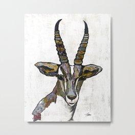 Serengeti Wildlife 2 Metal Print