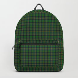 Kennedy Tartan Plaid Backpack