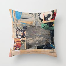 Terrot Throw Pillow