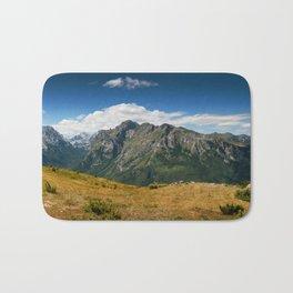 Climbing Vrh Bora Bath Mat