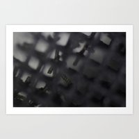 Graphene Dreams Art Print