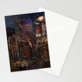 Eclectic NYC Stationery Cards