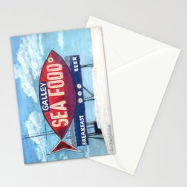 The Galley Stationery Cards